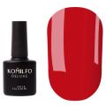 Base de color Komilfo Confident Red (Rojo), 8 ml.