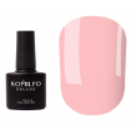 Top sin pegajosidad Komilfo Milky Pink, 8 ml.