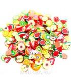Frutas Fimo